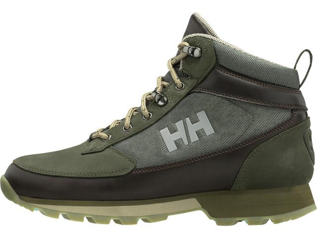 d260dec3902 Helly Hansen Chilcotin Sko Damer brun/oliven | Find outdoortøj, sko ...